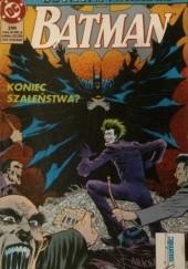Okładka książki Batman 2/1994 Alan Grant,Norm Breyfogle