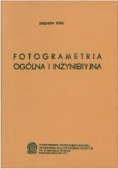 Okładka książki Fotogrametria ogólna i inżynieryjna Zbigniew Sitek