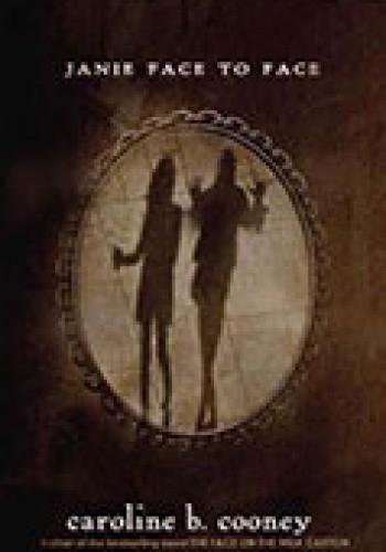 Okładka książki Janie Face to Face Caroline B. Cooney