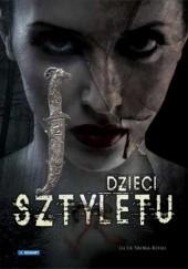 Okładka książki Dzieci sztyletu Jacek Sroka-Ritau
