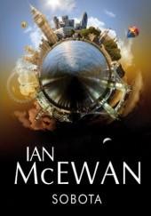 Okładka książki Sobota Ian McEwan
