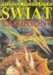 Okładka książki Świat zaginiony Arthur Conan Doyle