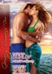 Okładka książki Miłość i miliardy, Noc na plaży Maureen Child,Barbara Dunlop