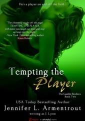 Okładka książki Tempting the Player J. Lynn