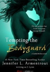 Okładka książki Tempting the Bodyguard J. Lynn