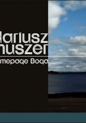 Okładka książki Homepage Boga Dariusz Muszer