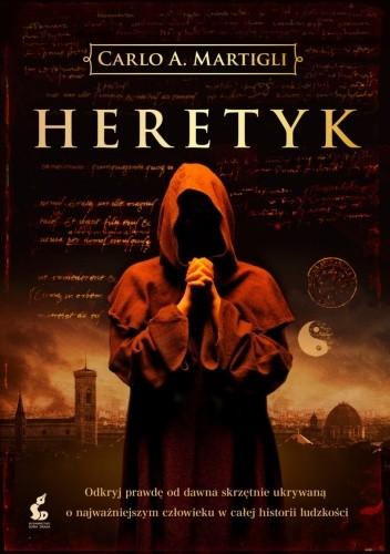 Okładka książki Heretyk
