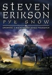 Okładka książki Pył snów Steven Erikson