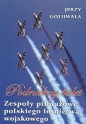 Okładka książki Podniebny balet Jerzy Gotowała