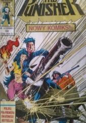 Okładka książki The Punisher 1/1990 Mike Baron,Whilce Portacio,Carl Potts,Dan Lawlis