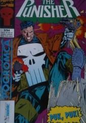 Okładka książki The Punisher 3/1994 Dan Abnett,Andy Lanning,Doug Braithwaite