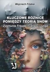 Okładka książki Kluczowe różnice pomiędzy teorią snów Zygmunta Freuda i Carla G. Junga Wojciech Filaber