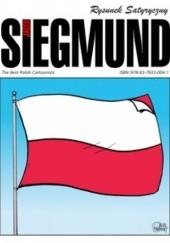 Okładka książki Rysunek satyryczny Jacek Siegmund