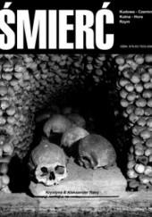 Okładka książki ŚMIERĆ - kości i czaszki Krystyna Milan  & Aleksander Rabij