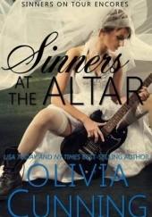 Okładka książki Sinners at the Altar Olivia Cunning