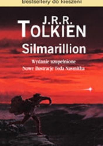 Okładka książki Silmarillion J.R.R. Tolkien