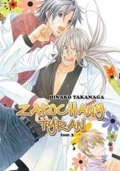 Okładka książki Zakochany Tyran 3 Hinako Takanaga