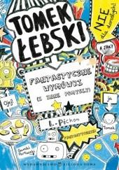 Okładka książki Fantastyczne wymówki (i inne pomysły) Liz Pichon