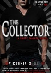 Okładka książki The Collector Victoria Scott