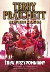 """Okładka książki Żółw przypomniany. Przewodnik po Świecie Dysku uaktualniony aż do """"Niucha"""" Terry Pratchett,Stephen Briggs"""