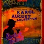 Okładka książki Karol August Milverton Arthur Conan Doyle