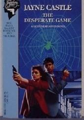 Okładka książki The Desperate Game Jayne Castle