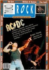 Okładka książki Tylko Rock, nr 4 (104)/2000 Redakcja magazynu Teraz Rock