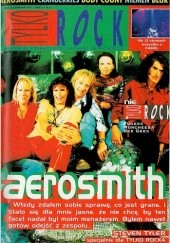 Okładka książki Tylko Rock, nr 4 (68)/1997 Redakcja magazynu Teraz Rock