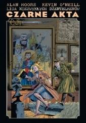 Okładka książki Liga Niezwykłych Dżentelmenów: Czarne akta Alan Moore,Kevin O'Neill