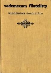 Okładka książki Vademecum filatelisty Włodzimierz Goszczyński