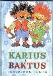 Okładka książki Karius i Baktus Thorbjørn Egner