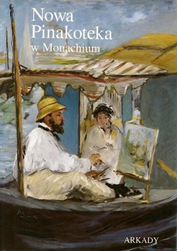 Okładka książki Nowa Pinakoteka w Monachium