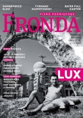 Okładka książki Fronda nr 68 rok 2013 Redakcja kwartalnika Fronda