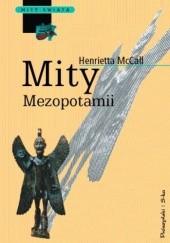 Okładka książki Mity Mezopotamii Henrietta McCall