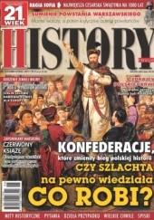 Okładka książki 21.Wiek History Revue nr 06/2013 r. Redakcja magazynu 21. Wiek