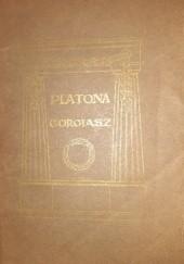 Okładka książki Gorgiasz Platon