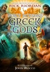 Okładka książki Percy Jackson's Greek Gods Rick Riordan