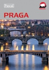 Okładka książki Praga. Przewodnik ilustrowany. Pascal Katarzyna Firlej-Adamczak,Sławomir Adamczak
