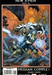 Okładka książki New X-Men vol. 2 #46 Craig Kyle,Christopher Yost,Humberto Ramos