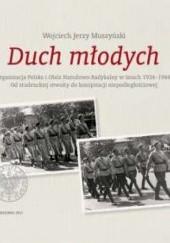 Okładka książki Duch młodych Wojciech Jerzy Muszyński