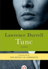 Okładka książki Tunc Lawrence Durrell