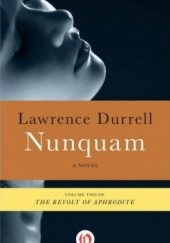 Okładka książki Nunquam Lawrence Durrell