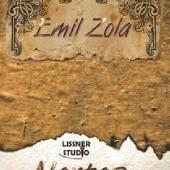 Okładka książki Nantas Emil Zola