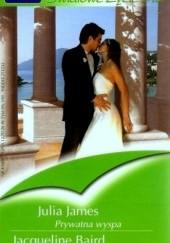 Okładka książki Prywatna wyspa. Grecki multimilioner Julia James,Jacqueline Baird