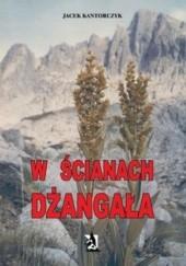 Okładka książki W ścianach Dżangała Jacek Kantorczyk