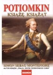 Okładka książki Potiomkin. Książę książąt Simon Sebag Montefiore