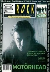 Okładka książki Tylko Rock, nr 7-8 (107-108)/2000 Redakcja magazynu Teraz Rock