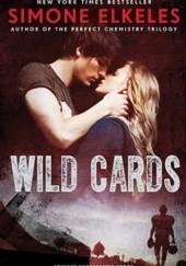 Okładka książki WILD CARDS Simone Elkeles