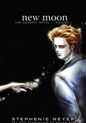 Okładka książki New Moon: The Graphic Novel, Vol. 2 Stephenie Meyer, Young Kim