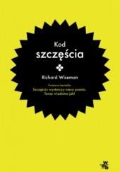 Okładka książki Kod szczęścia Richard Wiseman